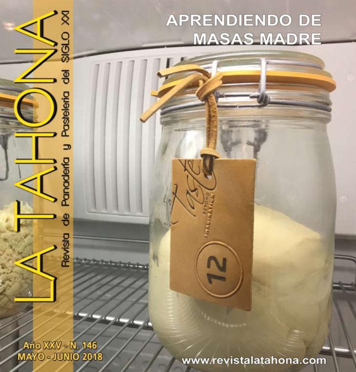 Portada Revista La Tahona 146 - Especial Masas Madre