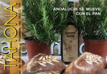 Portada Revista La Tahona 147 - Andalucía se mueve con el pan