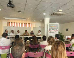semifinal de la Ruta Española del Buen pan 2018 en Motril - Charlas de panadería
