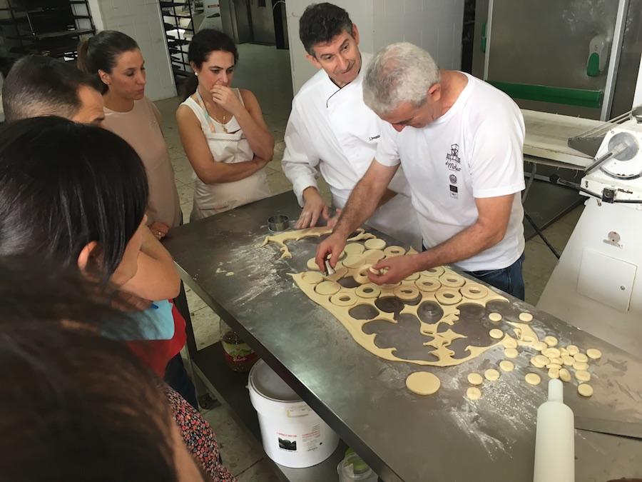 Curso Hojaldre al 100% en Córdoba - haciendo cronuts