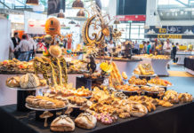 iba-UIBC-Cup of Bakers 2018 - Buffet de China