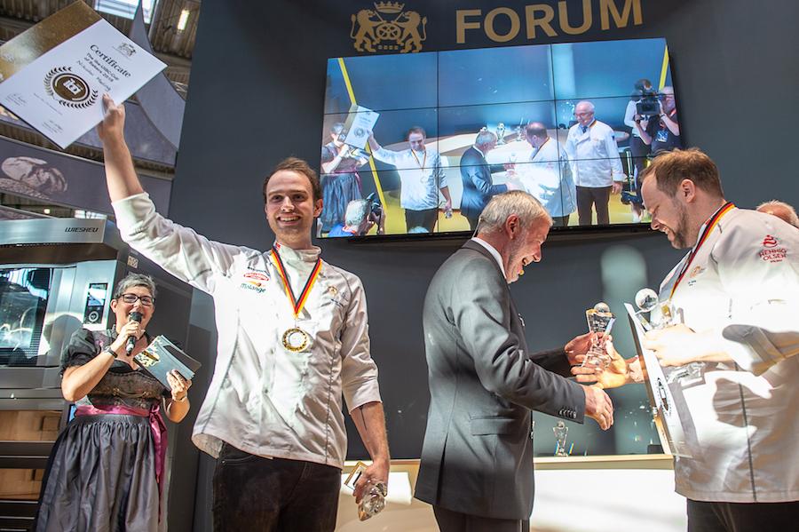 iba-UIBC-Cup of Bakers 2018 - Noruega 3º premio