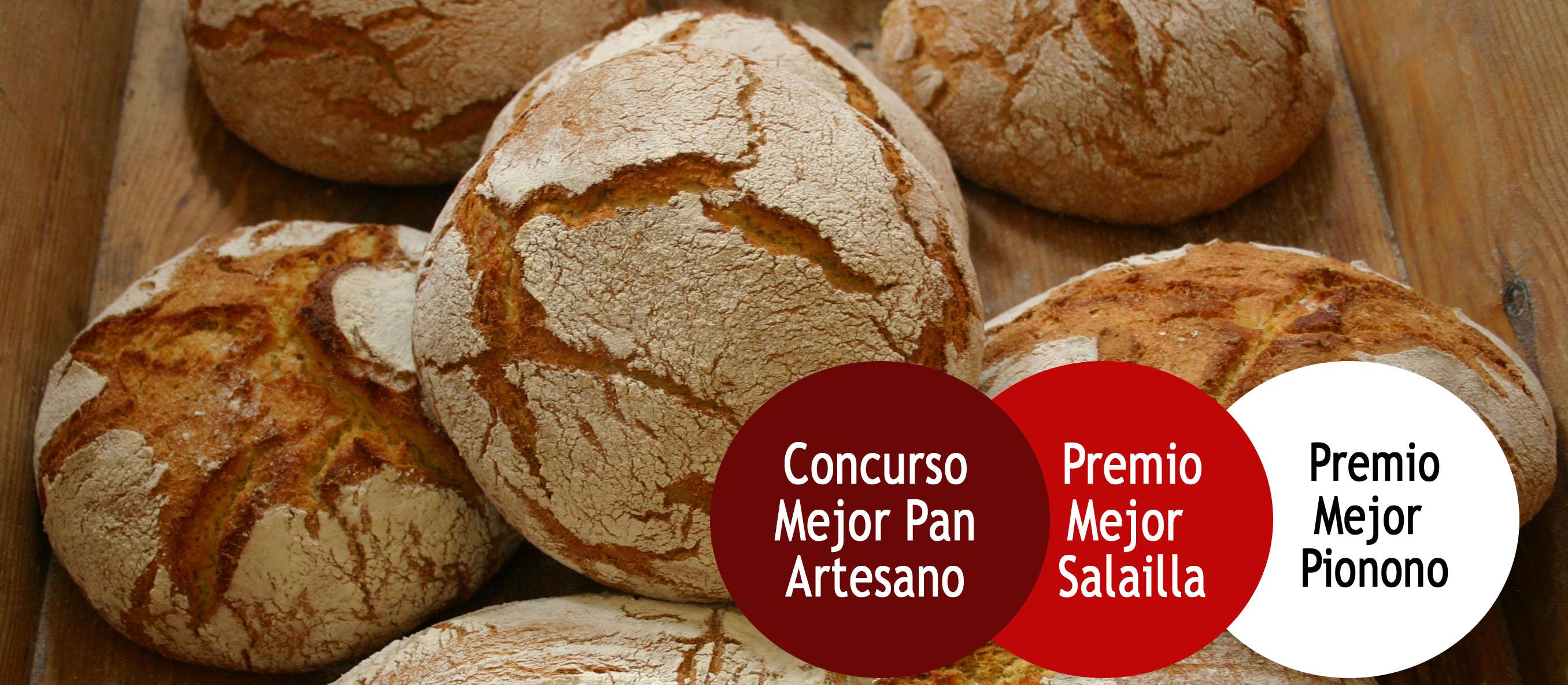 Concurso mejor pan artesano, mejor salailla y mejor pionono