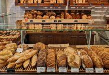 Panadería con etiquetado de precios Edikio