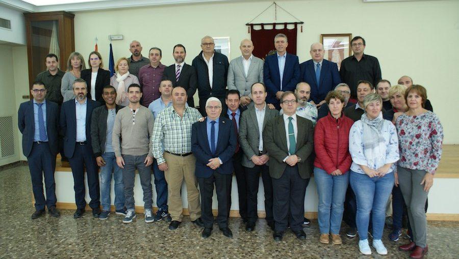 Firma del III Convenio colectivo de trabajo de panadería-pastelería de la Comunidad Valenciana