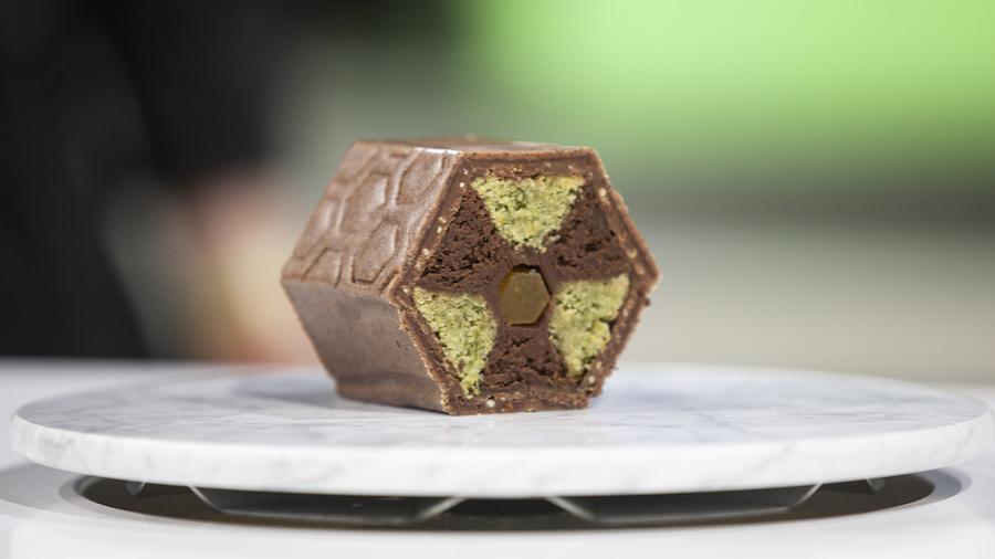World Chocolate Master 2018 - Mejor pastel de chocolate de viaje