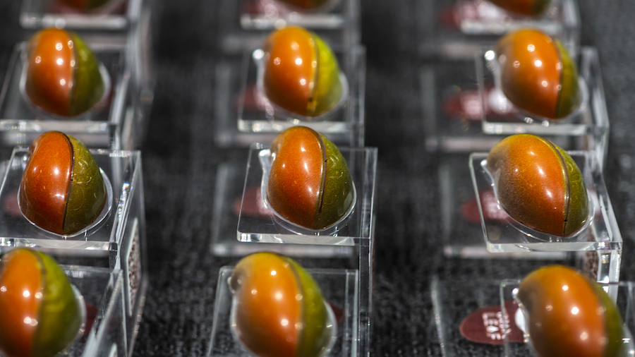 World Chocolate Master 2018 - Mejor bombón