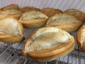 Conociendo a Baking bread: bollos