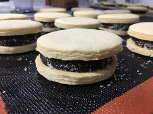 Conociendo a Baking bread: alfajor