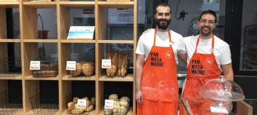 Conociendo a Baking bread: Isco y Antonio