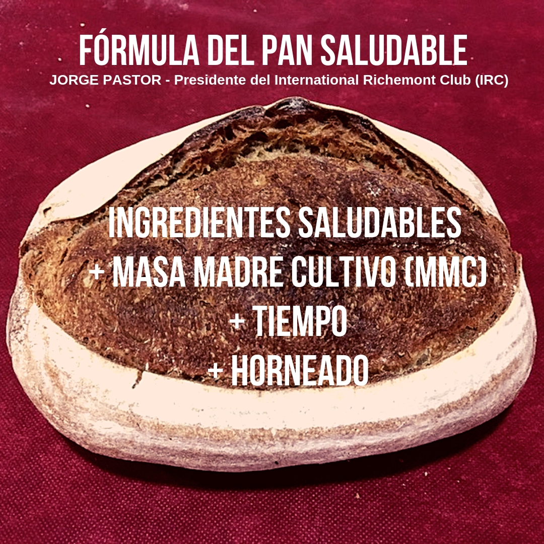 Formula pan saludable