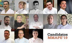 Candidatos MMAPE 2019