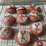 Receta de pan por la igualdad - 8 de marzo