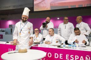 Imágenes del Campeonato de España de Heladería 2019
