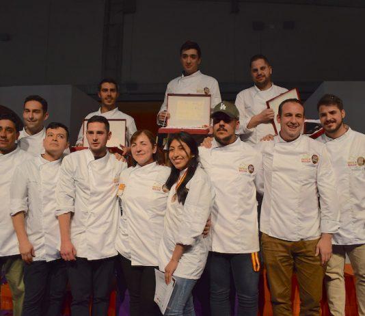 Entrega premios del III Campeonato Nacional de panadería artesana