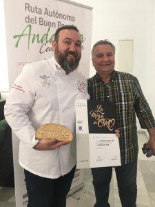 I Ruta del buen pan de Andalucía, Ceuta y Melilla - Federico y su I miga de oro