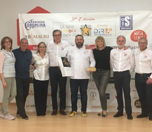 I Ruta del buen pan de Andalucía, Ceuta y Melilla - Entrega Miga de oro