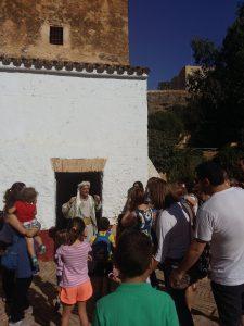 Día Mundial del Pan 2019 en Alcalá - visitas teatralizadas