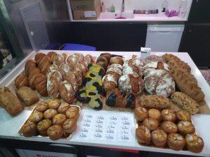 Día Mundial del Pan 2019 en Almería - degustación de panes