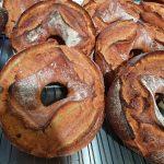 Rosca de Los Espigas para la 20ª Copa de Europa de panadería