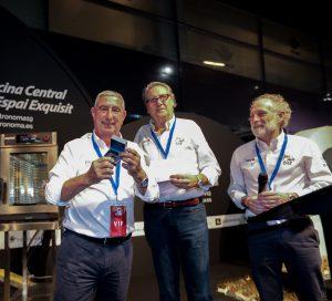Entrega de la Estrella de oro en la Ruta española del buen pan 2019