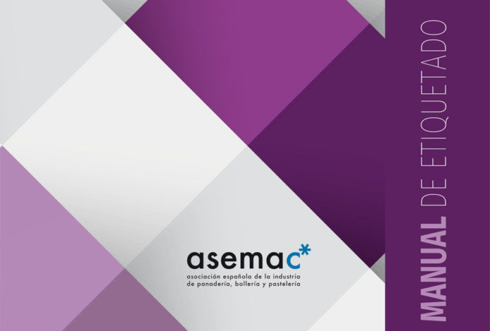 Portada manual de etiquetado ASEMAC