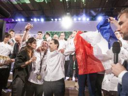 Francia ganador del World Chocolate Masters