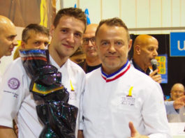 Yoann Laval ganador del Trofeo Pascal Caffet