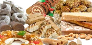 Especial dulces navideños de Navidad