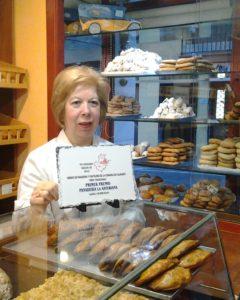 1º Premio roscón de reyes Alicante Panaderia La Asturiana