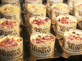 Azahar de Mondas, pastel de las fiestas talaveranas