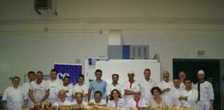 I curso de formador de formadores de panadería