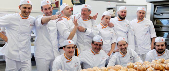 Segunda concentracion de los Espigas_Seleccion Nacional de Panaderia Artesana