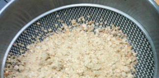 Nueva harina sin gluten a base de granos, tubérculos y frutas