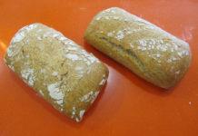 Receta de pan de centeno tradicional