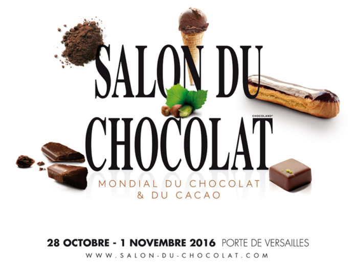 Salon du Chocolat 2016 Paris