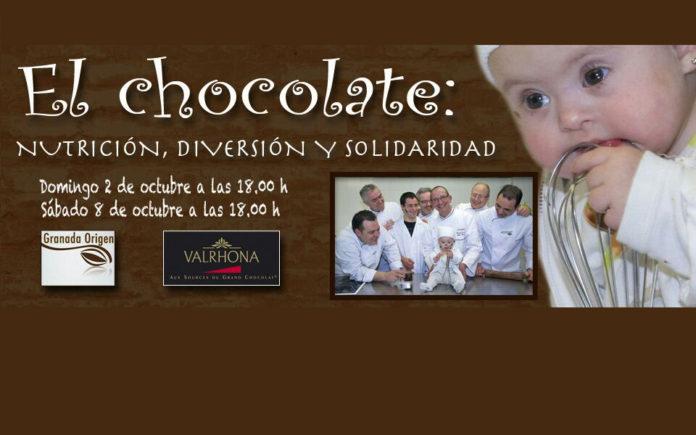 Taller de chocolate Solidario