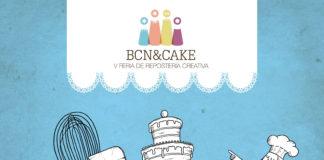 Cartel BCN&Cake repostería creativa