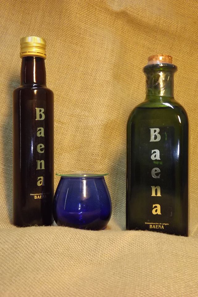 Aceites DO Baena