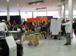 Jornada demostrativa Espigas Murcia