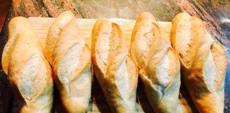 Receta de pan rústico sin gluten
