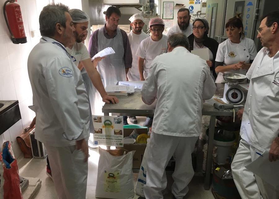 curso de panes para intolerantes y alérgicos en Almería