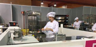 I Campeonato nacional de estudiantes de pastelería