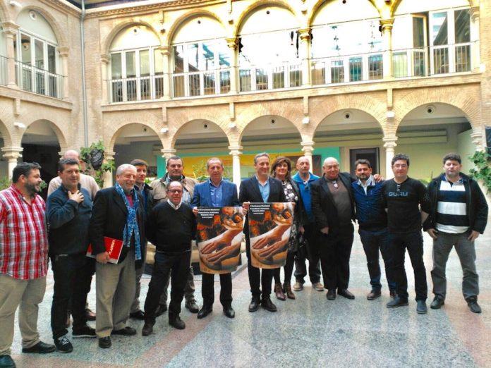 Presentación del I Certamen Nacional de Panadería artesana en Cazorla