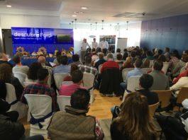 demostración de Los Espigas en Córdoba