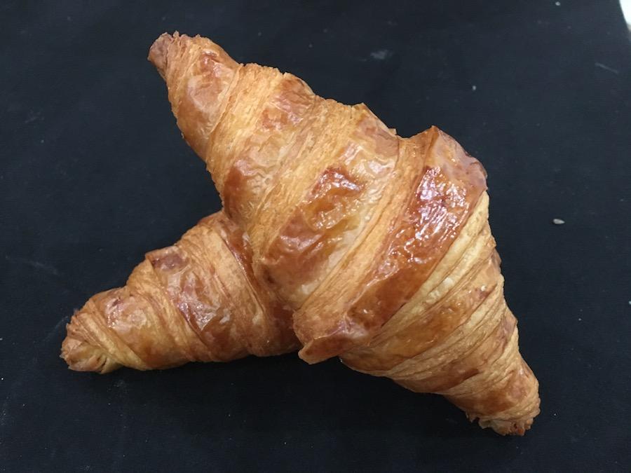 Curso Hojaldre al 100% - croissant