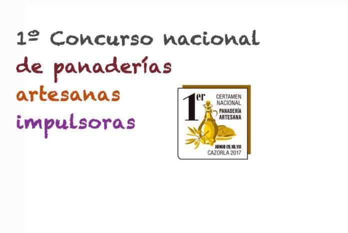 1º Concurso nacional de panaderías artesanas impulsoras