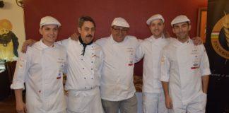 Los Espigas compiten en Paris tras su reunión en La Rioja