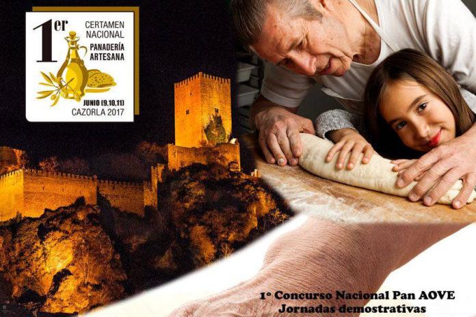 programa del I Certamen nacional de panadería artesana