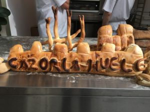 Cazorla Huele a Pan en el I Certamen nacional de panadería artesana